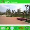Made in china interior decoration adhesive floor wood