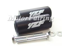 Motorbike Make Parts Have YZF Logo Frame Slider For YZF 600R 1996-2007 Not Fit R6 Frame Slider