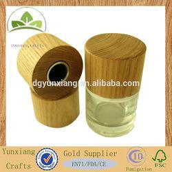 wooden caps wood lids wood tops