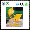 Portable cast iron park bench(QX-145K)/antique cast iron park bench/modern park bench
