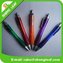 Big soft rubber pens rich colors barrel company pens