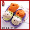 Stuffed plush sheep cute animal shoes for baby