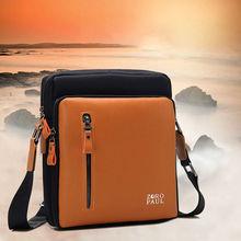 2014 wholesale fashion business genuine leather men's bag