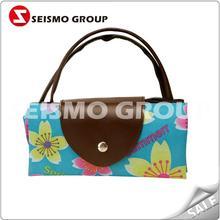 purple non woven shopping bag new style non woven shopping bag