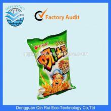 hot seal colorful potato chip bag sealer