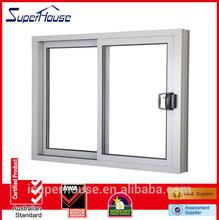 Euro style latest design high quality horizontal sliding window