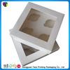 2014 laser cut house cupcake boxes sale