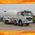 personnalisé conception et la fabrication 6x4 howo camion malaxeur
