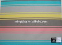 rainbow striped mesh fabric, stripes, woven stripes