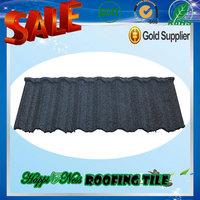 Nigeria Hot Sale Villa natural mosaic roof tile monier villa roof tile