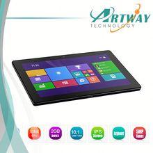 10.1inch 3735D ssd tablet pc windows xp rj45 wifi 3G build in
