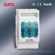 DNH1(HR17) 3 pole 160A fuse isolating switches CE certificed