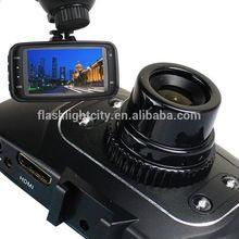 High Quality HD 1080P Car DVR Vehicle Camera Recorder Dash Cam Motion / G-sensor HDMI GS8000L video recorder