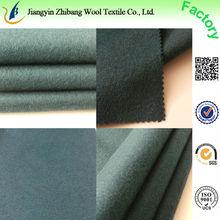 army green wool winter overcoat fabric