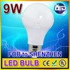 New Products 9watt e27 7w led bulb light