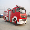7000L Water and Foam Fire Engine
