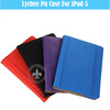 Direct Manufacturer Book Style Protective PU Leather With Folding Standing Function Case For iPad 2 3 4 5/Air Mini U1709-144