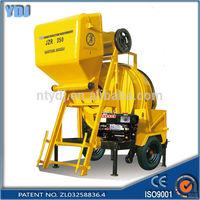 Big output Mezcladora de concreto manufacture