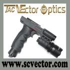 Hot Sale Corbra Tactical Green Laser Flashlight Cree Led Flashlight for Sale