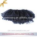 negro bonito volante chicas adolescentes de ballet falda para venta al por mayor con la luz
