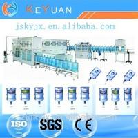 5 Gallons Barrels Water Filling Machine/Automatic Barrel Filling Line/ 5 Gallons Water Bottle Machine