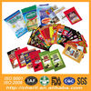 soft plastic printed laminated packing materials beef jerky plastic aluminum foil pouch