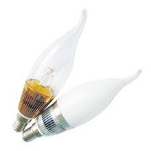 made in china Energy Saving dimmable led candle bulb led bulb housing