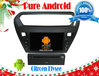 CITROEN Elysee Android 4.2 car dvd gps RDS,Telephone book,AUX IN,GPS,WIFI,3G,Built-in wifi dongle