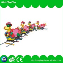 fashion design and good price electric trackless train for sale