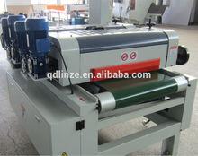 Wood machine made in China plywood UV coating machine