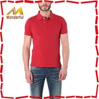 100% cotton heavy weight cheap polo tshirt pure colors simple design cheap polo tshirt for men
