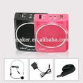 Gros! Meilleur produit 2014 AKER MR1700 amplificateur numérique radio - réveil haut - parleur