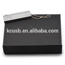 2014 new product wholesale metal usb flash drive 8gb bulk price free logo & free sample, OEM & ODM payment asia alibaba