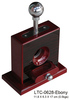 Ebony Cigar guillotine cutter with removable tray cheap wholesale cigar cutter