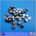 Botones de metal duro fabricación en China que fuente de alimentación clases de flat top botones