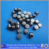 Carbide button manufacture in China that supply kinds of flat top buttons