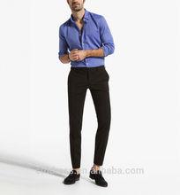 2014 nouveau style 100% noir pantalons de travail
