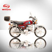 WONJAN SUZUKI gas powered 100cc Street Bike WJ50 for cheap sale