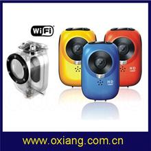 WIFI ACTION CAM 30 meters waterproof case Full hd 1080p mini sports dv