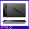 CV720 Tablet USB Graphics Pen Touch Sensitivity Signature Kids Drawing Pad