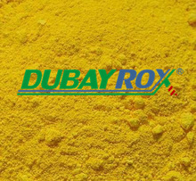 Iron Oxide Yellow rubber flooring rubber paint for car