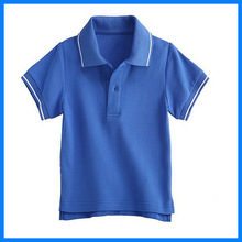 OEM kids boy brands polo t shirts