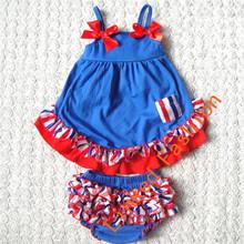 new designs cotton girls dresses