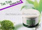 Tea tree hot depilatory wax 400ml