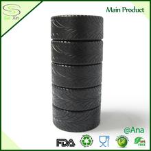 Creative Design 300ml Cool Stainless Auto Mug Cup Tyre Mug Cup