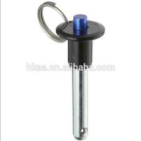 16 years custome stainless steel ball lock locking type pins