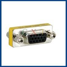 VGA F/F Female to Female Converter/Adapter (Silver)