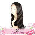 رخيصة البرازيلي الطبيعية شعرة الإنسان الدانتيل الجبهة الباروكات للنساء السود