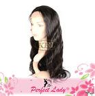 cheap brazilian natural human hair lace front wigs for black women