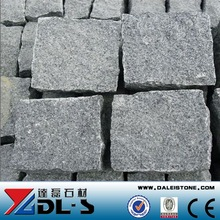Split Faced G654 Cheap Driveway Granite Paving Stone